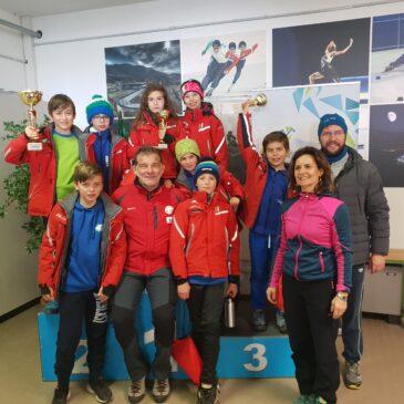 Trofeo delle regioni – secondo posto per il CP Piné