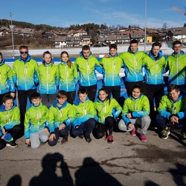 CAMPIONATI ITALIANI JUNIOR SPRINT + JUNIOR MASS START
