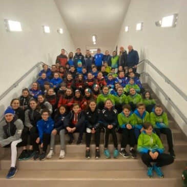 3° Training Camp 2019 – Pista lunga Junior