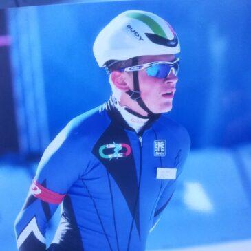 Alessandro Loreggia – record italiano 1.000 m e 1.500 m Junior C