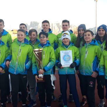 "38. International Junior Meeting ""Finstral Trophy"" 11 e 12 gennaio 2020"