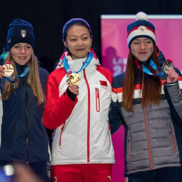 Olimpiadi Giovanili Invernali – Katia Filippi conquista il bronzo nella mass start !!