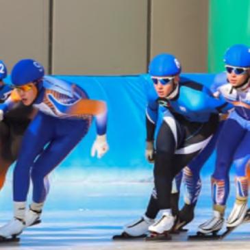 Campionati Italiani Junior 2019-20 ALLROUND e MASS START Collalbo, 08. – 09. Febbraio 2020