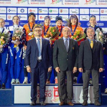 Mondiali Junior di Bormio: bronzo per la staffetta femminile!