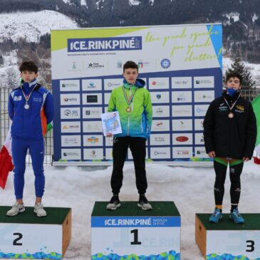 Campionati Italiani Junior Allround – Baselga di Pinè  30-31 GENNAIO 2021